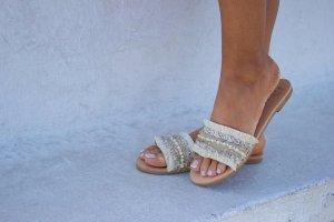 sandali chanel