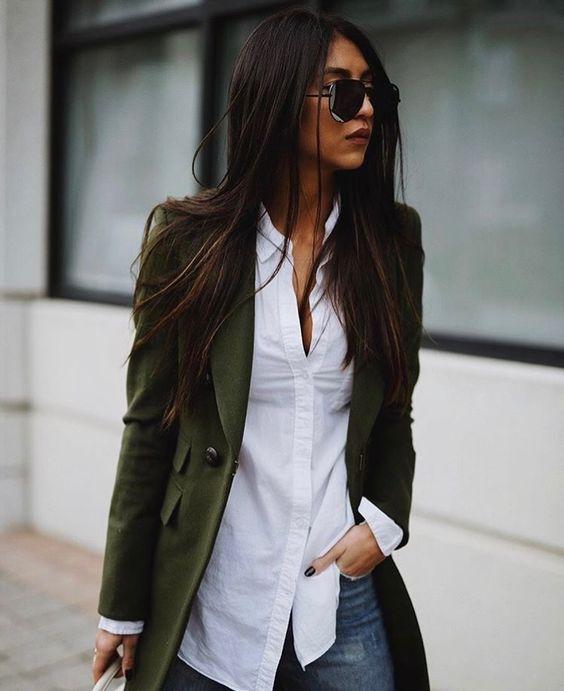 Vestirsi bene con poco - cappotto