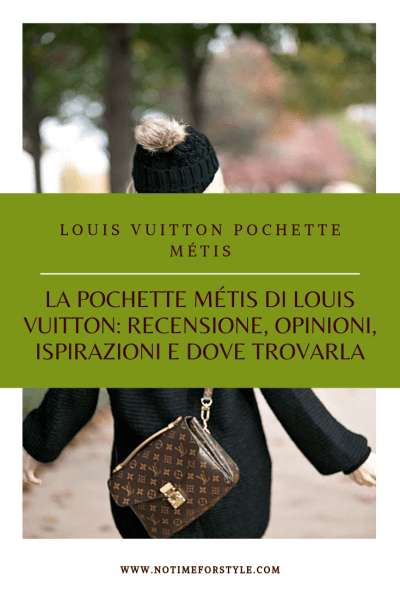 Borsette Louis Vuitton la Pochette Métis di Louis Vuitton