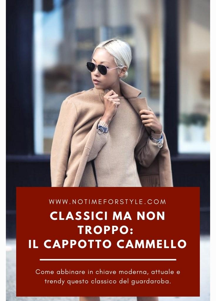 Classici ma non troppo: i migliori abbinamenti per il cappotto cammello