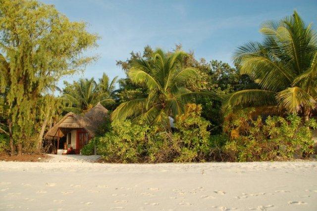 Bungalow maldiviano