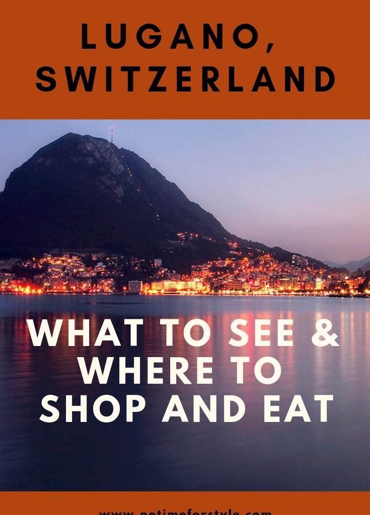 Lugano, Switzerland: Things to Do