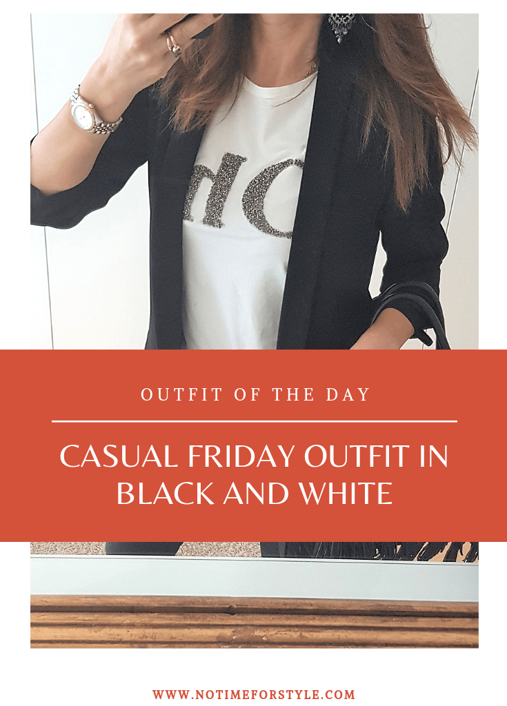 Spring Summer Fashion: casual friday outfit