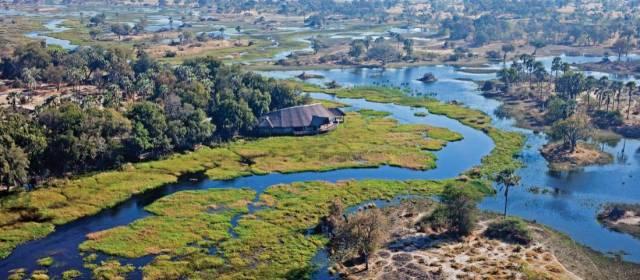 Botswana Delta dell'Okavango