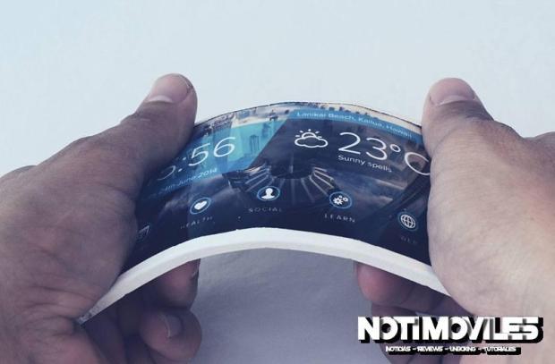 Portal 600 Smartphone Flexible, Irrompible, Resistente Agua