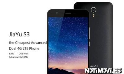 [ROM] JiaYu S3 3GB Ram y NFC Gapps