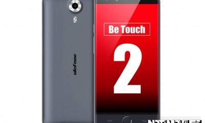 Ulefone Be Touch 2 Contra Arañazos