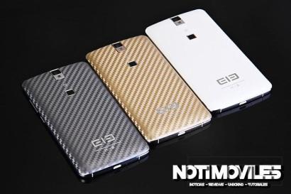"""Elephone P8000 un Smartphone de 5,5"""" FHD"""