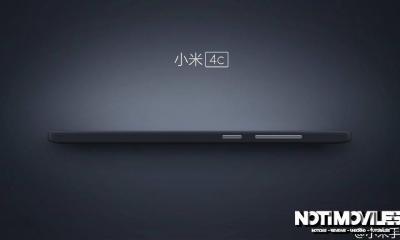 El Xiaomi Mi4C Tiene Puerto USB Tipo C, 3GB Ram y Cámara Sony IMX258 con PDAF