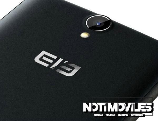 "Elephone Ivory con MT6753, pantalla 5"" HD Costara 99 $"
