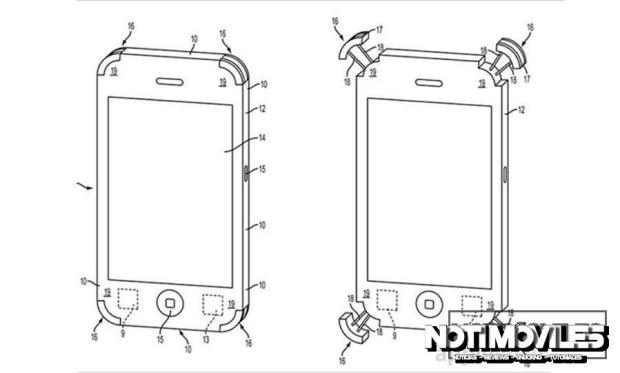 Nueva Patente Apple Para el iPhone