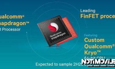 Snapdragon 820 Presentado Oficialmente por Qualcomm