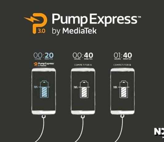 Pump Express 3.0, más rápido que la competencia