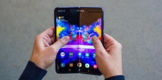 Samsung Galaxy Fold rompe