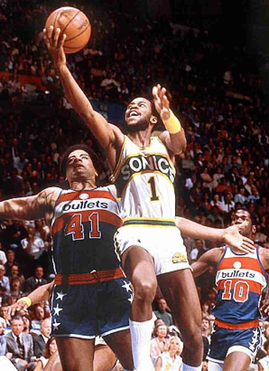 Not In Hall Of Fame 22 Gus Williams