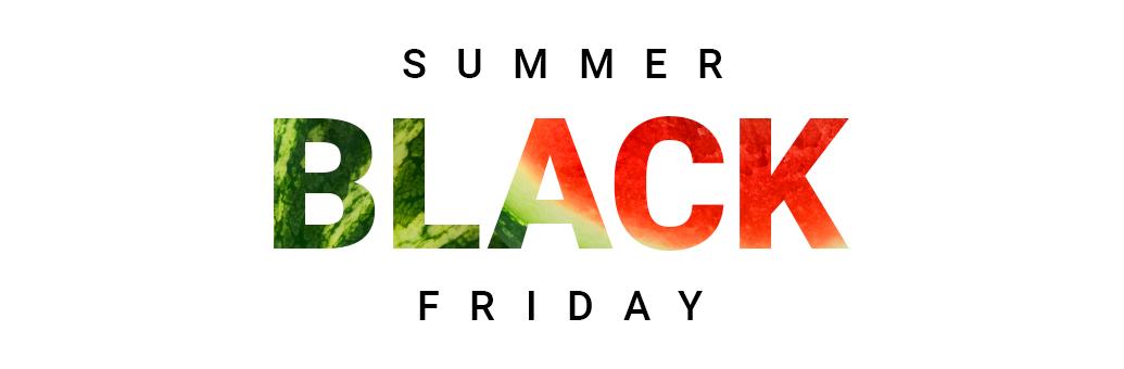 all summer black friday WEB - Summer Black Friday at Notino!!!