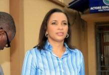 Nollywood actress Fiberesima joins APC after dumping PDP
