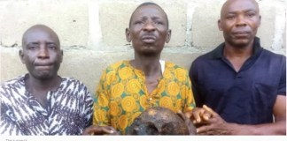 Man arrested for Beheading his Brothers' Corpse for Money Ritual