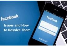 Facebook Issue