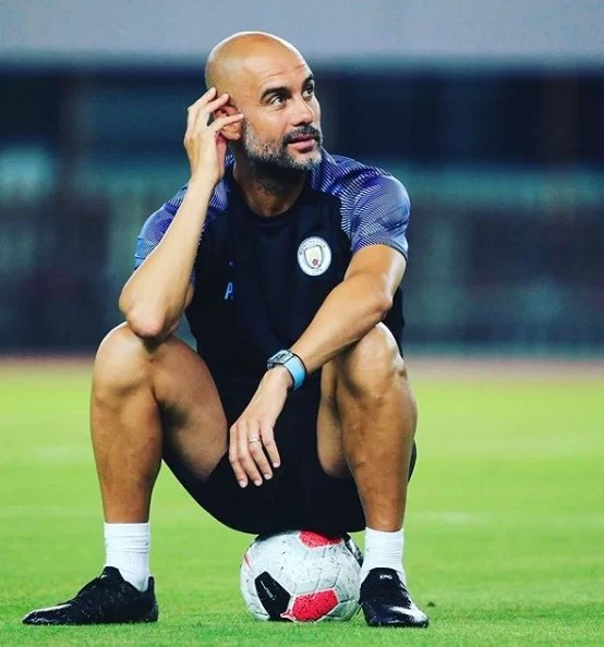 Image result for Guardiola criticises BFF awards shortlist