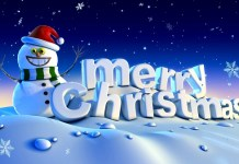 Facebook Christmas Greetings