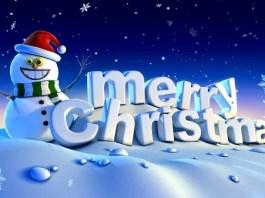 Facebook Christmas Greetings