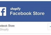 Facebook Shopify Store