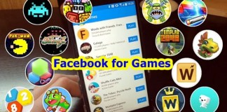 Facebook for Games