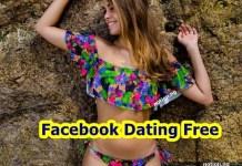 Facebook Dating Free