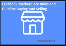 Facebook Marketplace Rules And Guideline