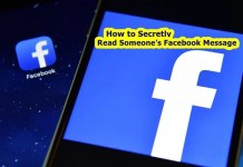 How to Secretly Read Someone's Facebook Message