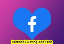 Facebook Dating App Free