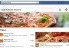 How to order food on facebook