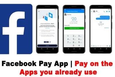 Facebook Pay App