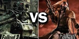 Fallout 3 vs New Vegas