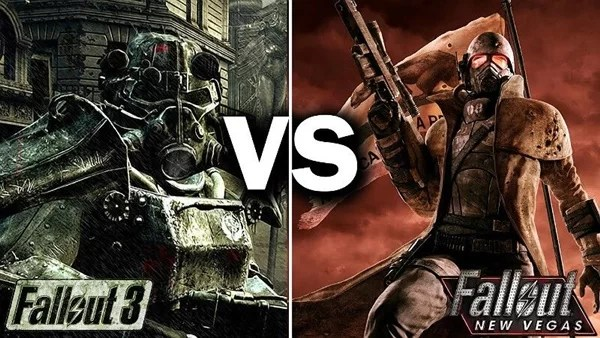 Fallout 3 vs New Vegas