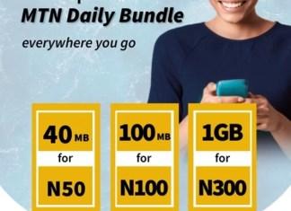Cheapest MTN Data Plan