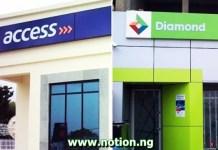 Diamond bank code