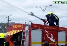 Federal Fire Service Shortlisted Candidates 2021