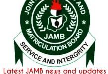 JAMB Form 2021