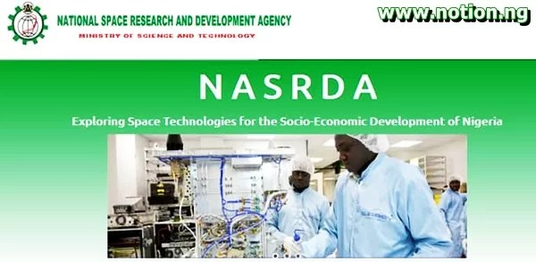 NASRDA Recruitment