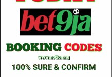 Bet9ja Booking Codes For Tomorrow 2021