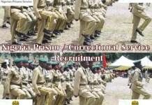 Nigeria Prison Service Portal