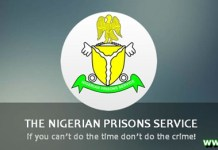 Nigerian Prisons Service Recruitment