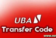 Transfer Code for UBA