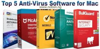 Mac antivirus Ranking