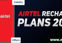 Best Airtel Data Plan