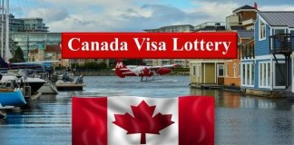 Canada VISA Lottery Application Form 2021