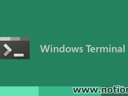 Change The Default Shell In Windows Terminal