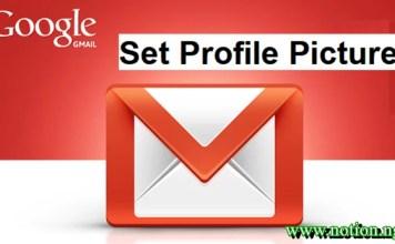 Gmail Profile Picture